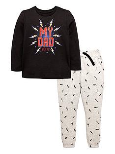 mini-v-by-very-boys-daddy-rocks-tee-and-jogger-set
