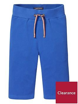 tommy-hilfiger-boys-logo-sweat-short-blue
