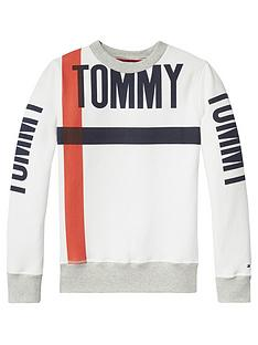 tommy-hilfiger-boys-text-crew-neck-sweat