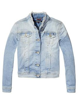 tommy-hilfiger-girls-denim-trucker-jacket