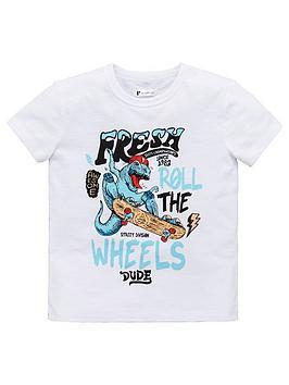 mini-v-by-very-boys-dinosaur-skate-tee