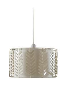 non-electric-leaf-pendant-lightshade