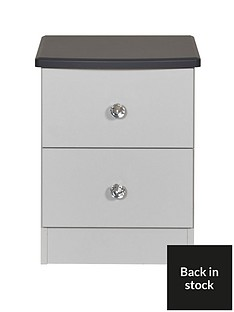swift-napoli-ready-assembled-2-drawer-bedside-chest