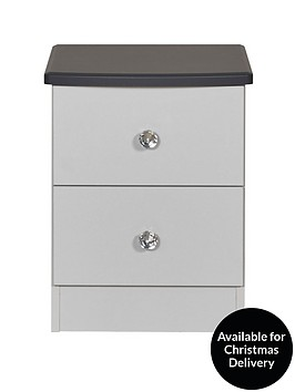 swift-napoli-ready-assembled-2-drawer-bedside-chestnbsp5-day-express-delivery