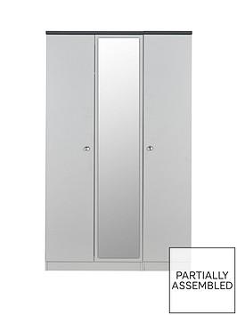 swift-napoli-part-assembled-3-door-mirrored-wardrobe