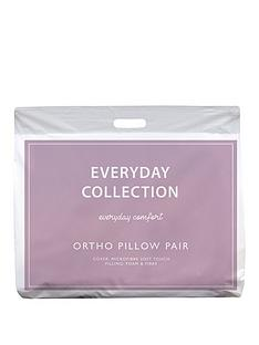 Everyday Collection Orthopaedic Support Pillow - Buy One Get One FREE!