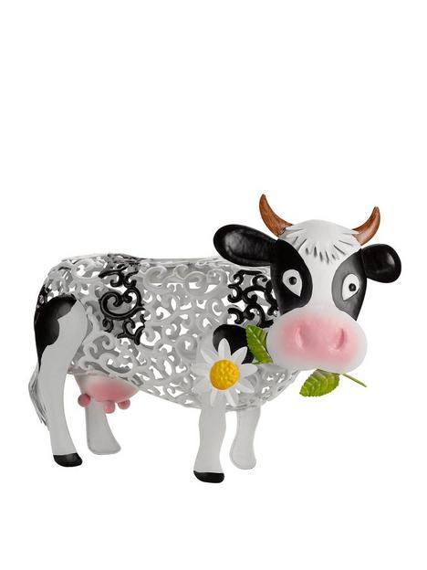 smart-solar-solar-silhouette-daisy-cow-garden-ornament