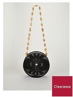 v-by-very-bamboo-circle-bag-black