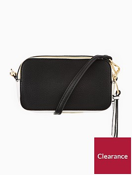 v-by-very-double-zip-crossbody-bag-monochrome