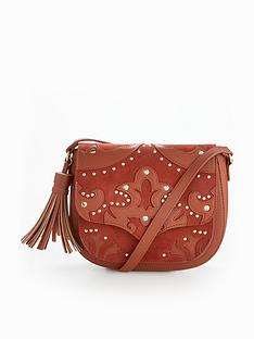 v-by-very-western-studded-saddle-bag-rust
