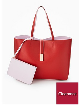 v-by-very-reversible-colour-pop-shopper-redpink
