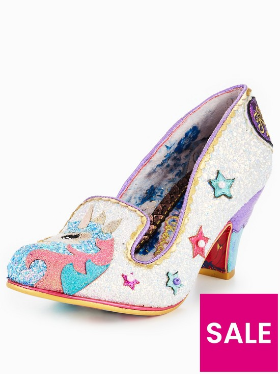 Cheap Sale Fashionable Womens Misty Castle Closed-Toe Heels Irregular Choice Buy Cheap Sneakernews Clearance Cost Clearance Shop Outlet Newest i5WA1iSwh