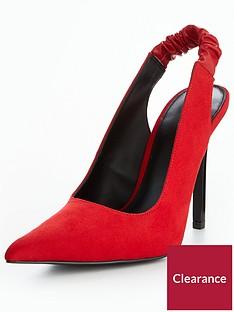 v-by-very-balli-sharp-point-sling-back-court-shoe-rednbsp