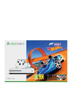 xbox-one-s-1tb-console-with-forza-horizon-3-hot-wheels-and-wireless-controller