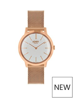 henry-london-34mm-iconic-white-dial-rose-gold-bracelet-ladies-watch