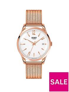 henry-london-richmond-white-dial-rose-gold-bracelet-mens-watch
