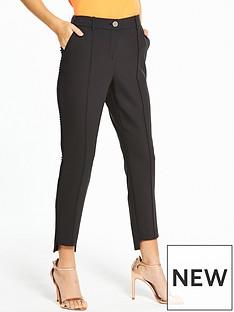 ted-baker-anett-step-hem-ankle-grazer-trouser-black