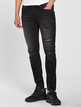only-sons-only-ampsons-damage-rip-amp-repair-skinny-jeans