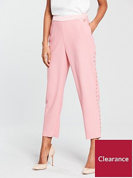 ted-baker-carlaa-pearl-detail-luxe-jogger-pink