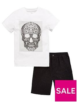 v-by-very-nepe-short-amp-skull-tee-set