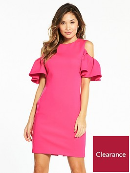 ted-baker-salnie-extreme-cut-out-shoulder-dress