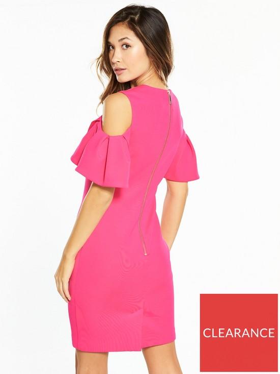 459882355591af Ted Baker Salnie Extreme Cut Out Shoulder Dress