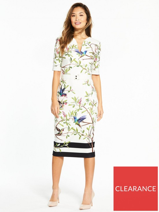 64ee0bb93 Ted Baker Evrely Highgrove Bodycon Dress