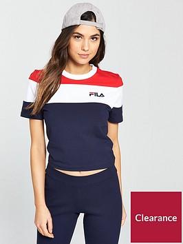 fila-maya-crew-cropnbspt-shirt-multinbsp