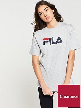 fila-eagle-logo-tee-light-grey-marlnbsp