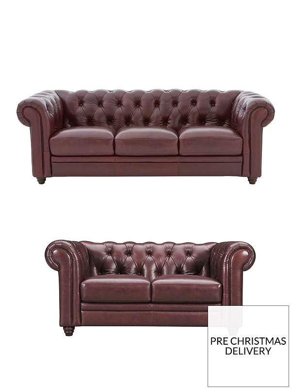 Brilliant Chester Leather 3 Seater 2 Seater Premium Leather Sofa Set Buy And Save Pdpeps Interior Chair Design Pdpepsorg
