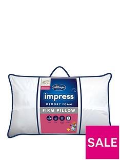Silentnight FirmImpress Memory Foam Pillow
