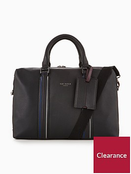 ted-baker-striped-detail-document-bag