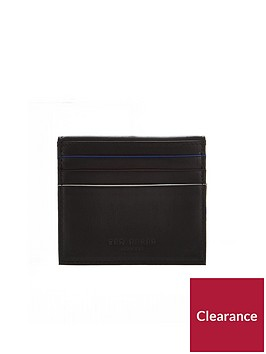 ted-baker-ted-baker-striped-piping-leather-cardholder