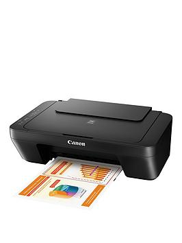Canon Pixma Mg2550S Printer With Pg-545/Cl-546 Ink - Printer Only