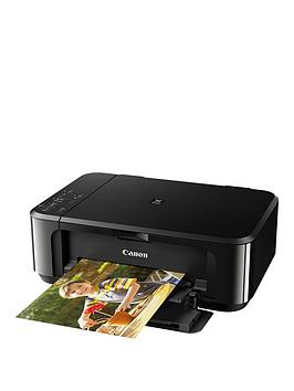 Photo of Canon pixma mg3650 multifunctional printer black with pg-540/cl-541 ink - printer with pg-540/cl-541 ink