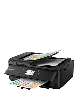 canon-pixma-tr7550-printer-with-optional-ink