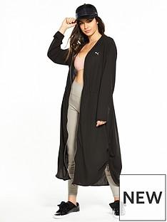 puma-en-pointe-long-hooded-jacket-blacknbsp