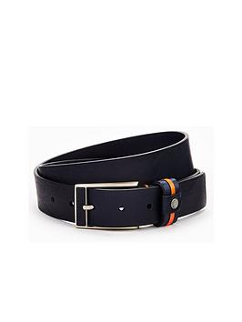 ted-baker-striped-keeper-leather-belt