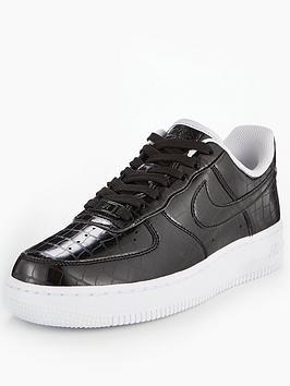 Nike Air Force 1 '07 - Black/White