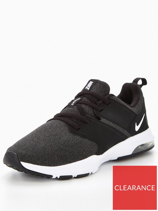 free shipping d59ee accec Nike Air Bella TR - Black White
