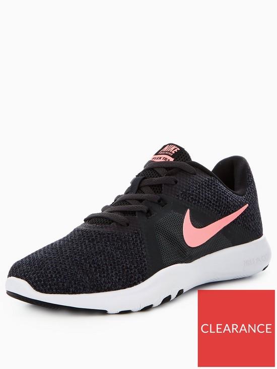 b1505c6bb13 Nike Flex TR 8 - Black