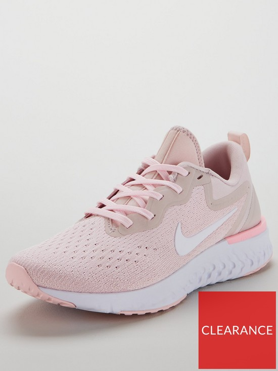 hot sale online f8644 821ec Nike Odyssey React - Pink White