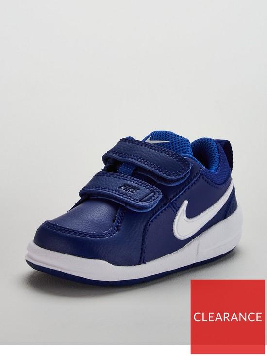 f6d58e18e9 Nike Pico 4 Infant Trainers - Navy | very.co.uk