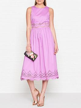ted-baker-viiolet-a-line-midi-embroidered-dress-pink