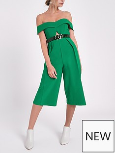 ri-petite-cut-out-jumpsuit--green