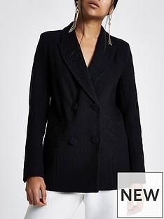 ri-petite-ri-petite-textured-blazer--black