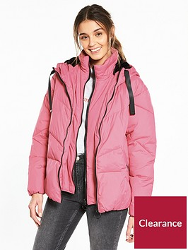 river-island-double-layer-padded-coat