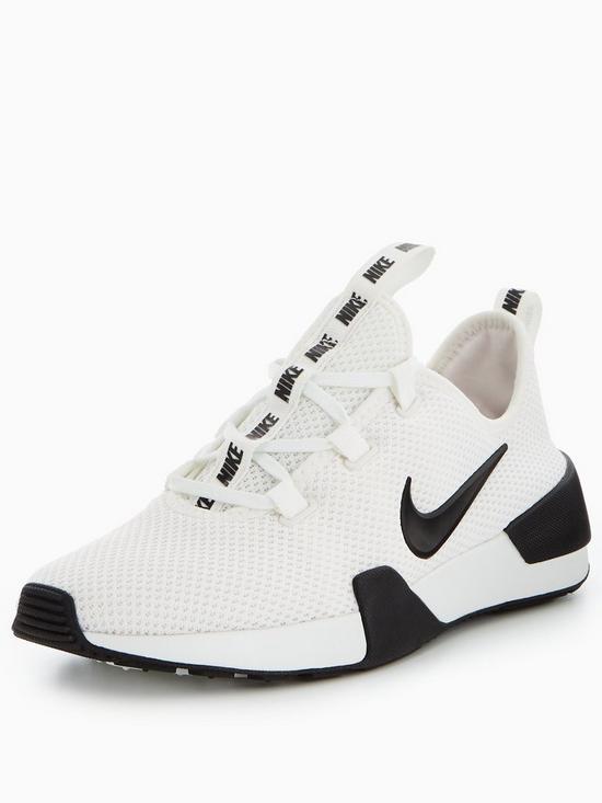88589d43812113 Nike Ashin Modern - White Black