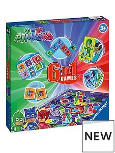 ravenburger-pj-masks-6-in-1-games-box