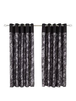 Photo of Laurence llewelyn-bowen royal rose garden eyelet curtains